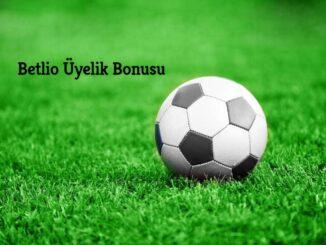 Betlio Üyelik Bonusu